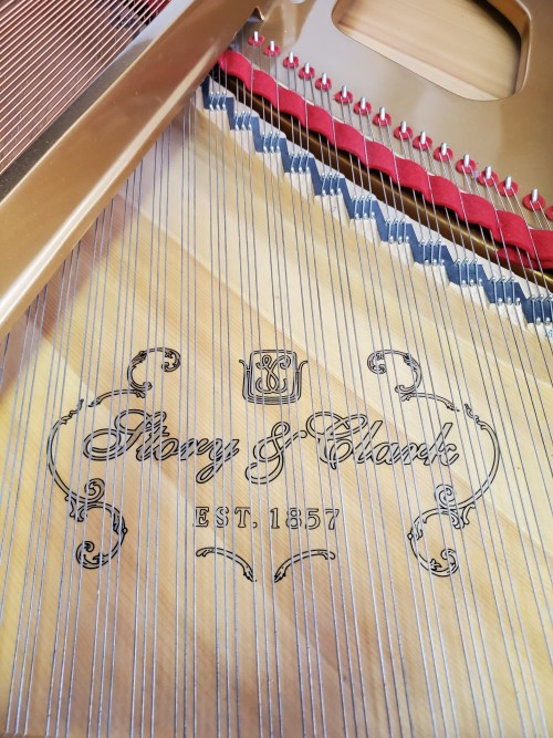 Story & Clark Baby Grand with QRS