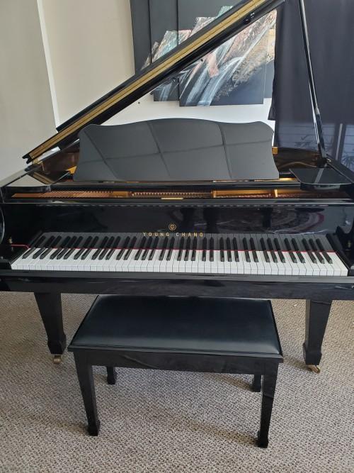 Young Chang Grand Piano 6'1