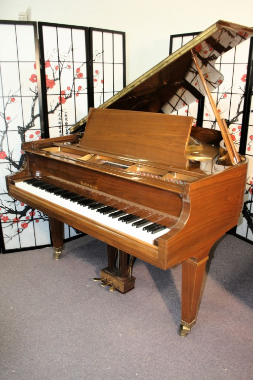 (SOLD) Baldwin Model R 5'8' Grand Piano 1989
