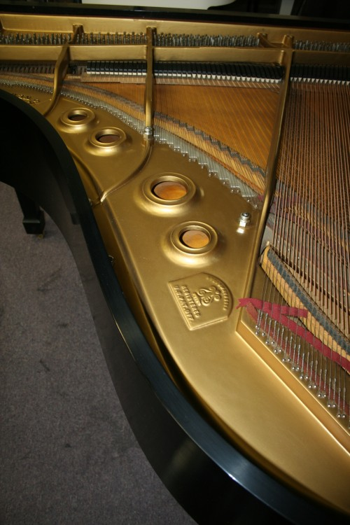 (SOLD Congratulations John & thanks) Steinway Grand Piano Model L 1972 All Original Steinway Parts Excellent