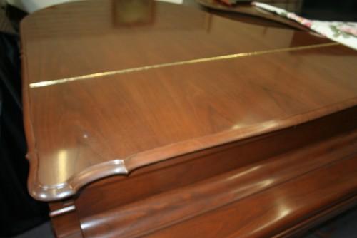 King Louis XV Style Steinway Model M Art Case 1929 (VIDEO) Rebuilt & Refinished Gorgeous Walnut (SOLD)