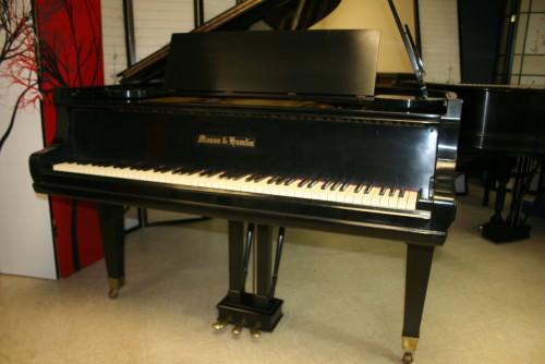 (SOLD) Mason & Hamlin Grand Piano Model A 5'8