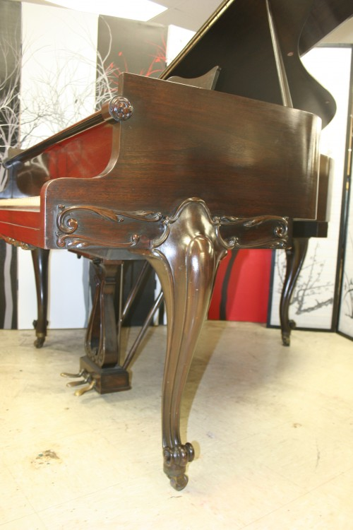 Art Case Hardman King Louis XV Style Baby Grand Piano $2900 (SOLD)
