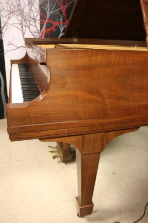 Steinway B Grand Piano Walnut 1964 Original Steinway Parts 1964 Mint, Excellent (SOLD)