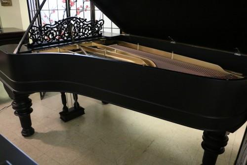 (SOLD) Art Case Steinway C Victorian Style 7'5
