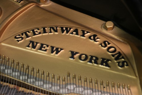 Steinway Model M 5'7