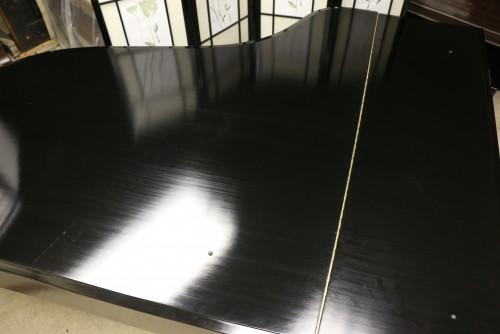 Steinway B 6'10.5 Ebony (SOLD) 1928 Refurbished/Refinished 07/2014