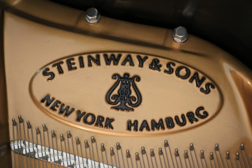 (SOLD) Steinway B Grand Piano (SOLD) Ebony 2003 Showroom Condition