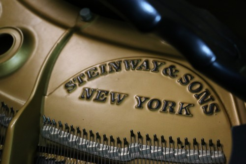 (SOLD) Steinway L Grand Piano 5'10
