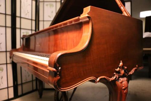 (SOLD) Art Case King Louis XV Steinway M SOLD (VIDEO) 1960 Pristine