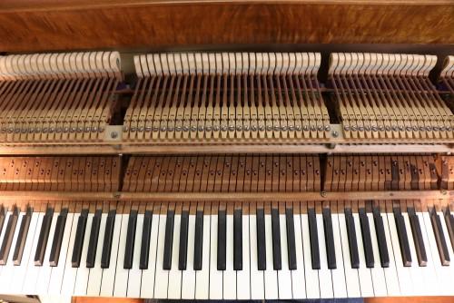 (SOLD) Beautiful Knabe Baby Grand Piano  (VIDEO) 5'2