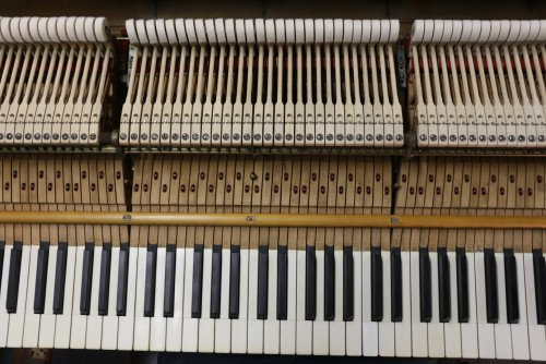 (SOLD) Art Case Steinway L Chippendale Style 1936 Fully Restored By Steinway Restoration Center NYC 5'10.5