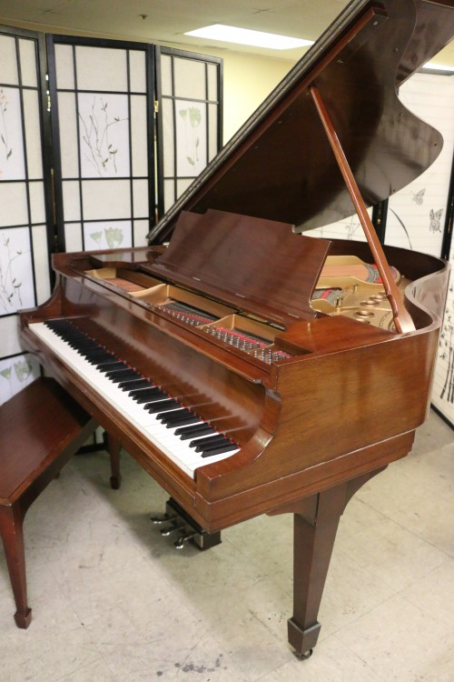 (SOLD) Steinway M Grand Piano 1917 Rebuilt/Refinished 1995 (SOLD)