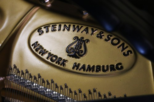 (SOLD) Steinway B 2004 Showroom Condition, (VIDEO HERE) one owner, very lightly played (SOLD)