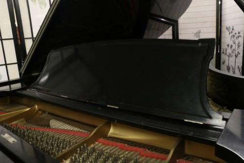 SOLD!! Steinway B Grand Piano (VIDEO) Recent Partial Rebuild & Refinish Satin Ebony 1939