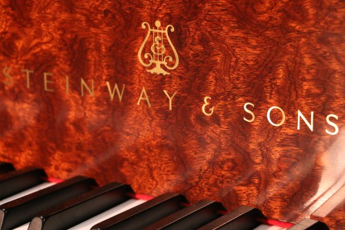 (SOLD) Steinway L 2004 Art Case Crown Jewel Series