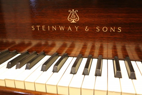 (SOLD)One-of-a-kind Art Case Steinway