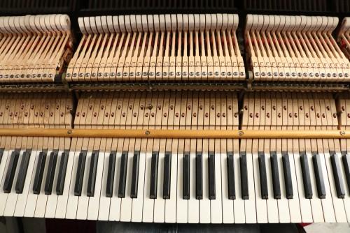 (SOLD) Steinway S Baby Grand Piano 5'1