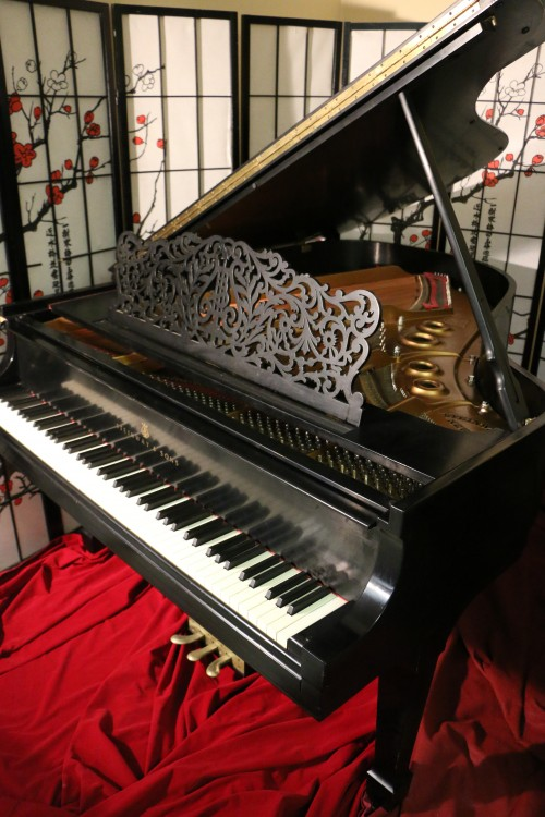 SOLD Steinway L Grand Piano 5'10.5