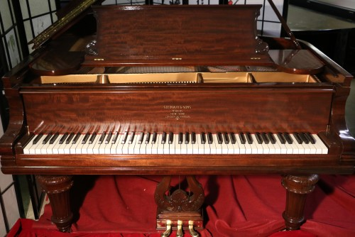 SOLD Art Case Steinway Grand Piano Model A 6'1