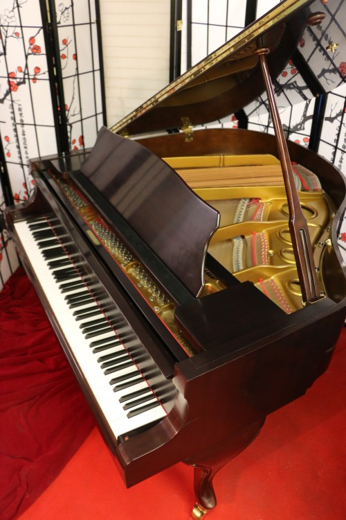 Art Case Bergmann Burgundy Baby Grand $3,900