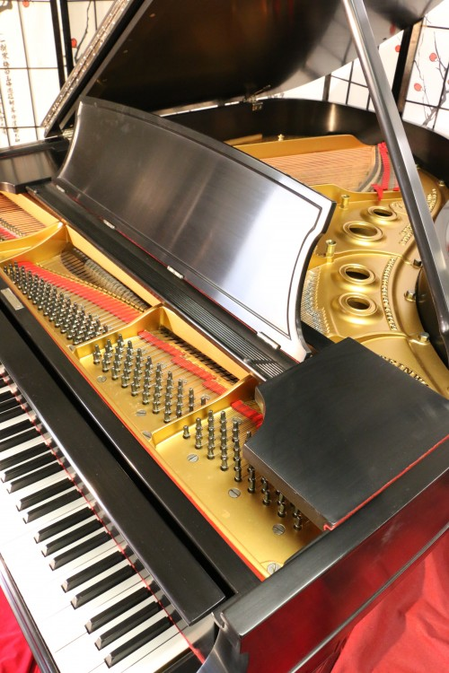 (SOLD)Steinway L Grand Piano 5'10.5