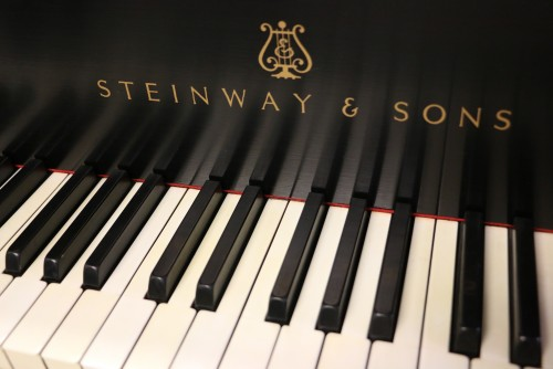 (SOLD) BLOWOUT SALE! Steinway M  Grand Piano 5'7