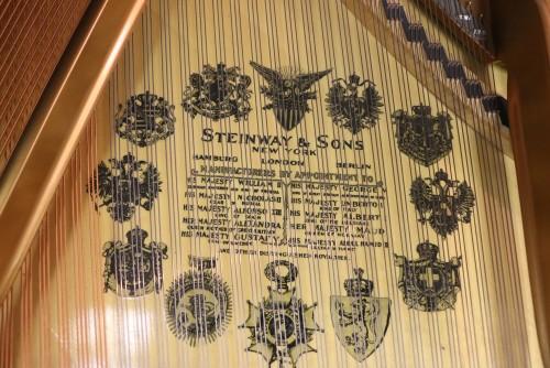 (SOLD)Victorian Steinway A 6'1