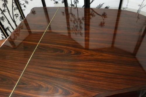 (SOLD) Crown  Jewel Art Case Steinway M 1998 King Louis XV,