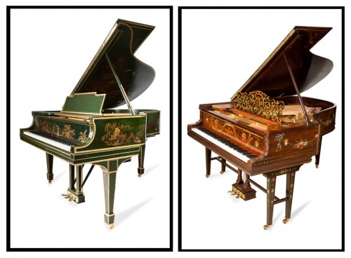 art Case Steinways