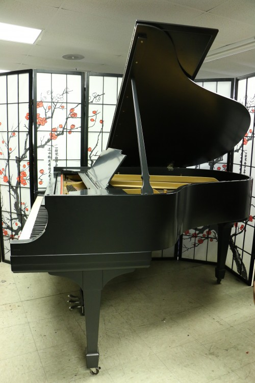 (SOLD) HOLIDAY BLOWOUT SALE! Steinway M 1920 satin Ebony. New Steinway hammers/shanks all genuine Steinway parts, case has antique finish