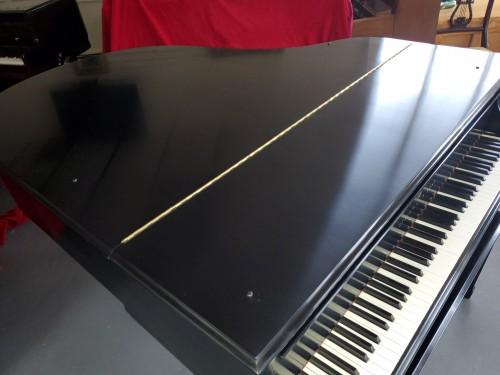 (SOLD) Steinway M Grand Piano 5'7