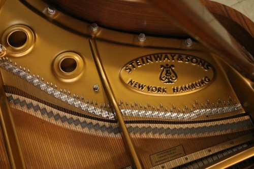 (SOLD) Art Case Steinway B Crown Jewel 1995