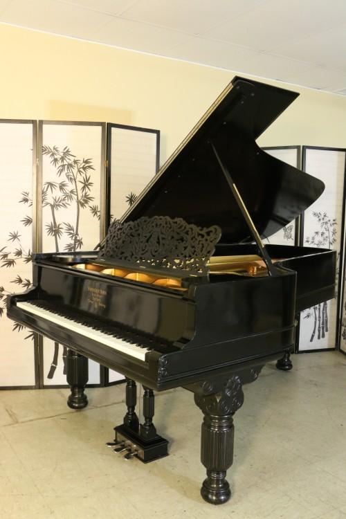 (SOLD) Luxury Piano Art Case Steinway C 7'5