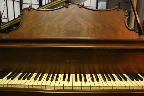 (SOLD)Art Case La Petite Baby Grand 4'6