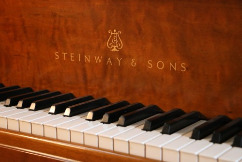 Luxury Piano Steinway Art Case King Louis XV 1961  Walnut $25,500.