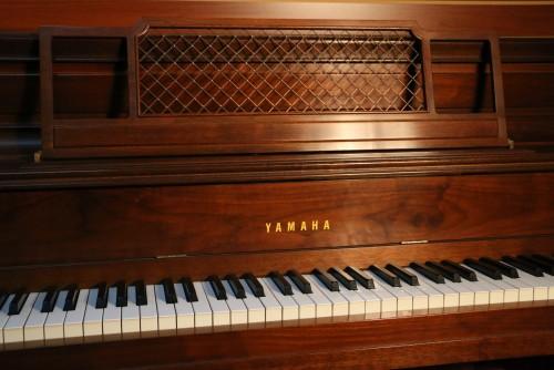 (SOLD)Yamaha Upright Model M2F 42
