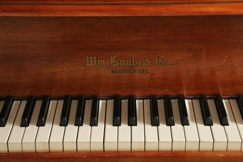 (SOLD) Knabe Baby ONLY  Grand Piano, 5'2