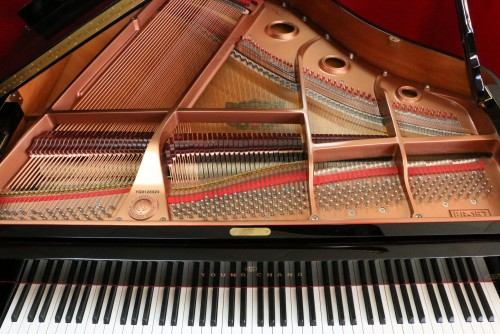 (SOLD)Pramberger-Young Chang Player Piano 2001 5'4