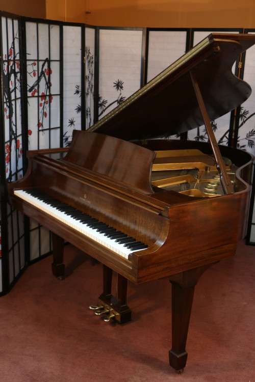 BLOWOUT SPECIAL OF THE WEEK! Steinway Baby Grand ONLY $11,500. Model S 5'1