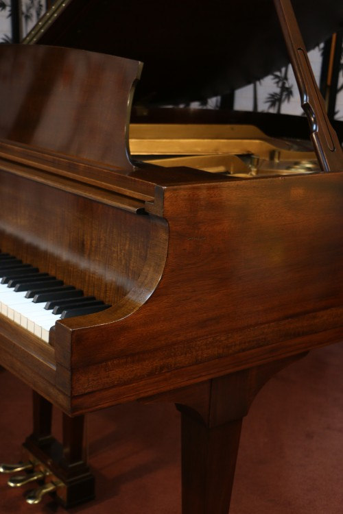 (SOLD) Steinway Baby Grand ONLY $11,500. Model S 5'1