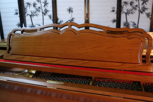 Art Case Young Chang Player Piano,1986, 5'2