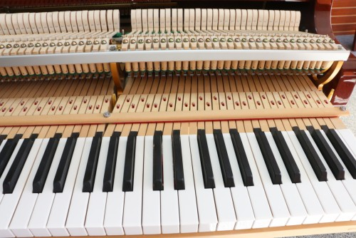 (SOLD) Pearl River Baby Grand Piano 4'8