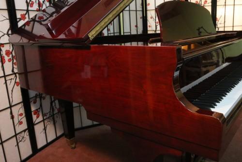 Wurlitzer Baby Grand Piano 5'2