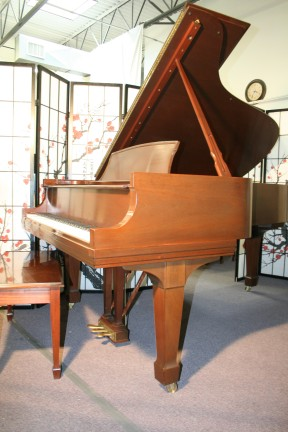 Steinway B 1981 Grand Piano (VIDEO) 6'10.5' walnut, Pristine, One Owner