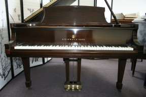 NYC Steinway Model M 5'7' $12,500. Used Piano (VIDEO) Mahogany Refurbished Warranty 1933