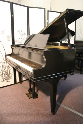 Sohmer Baby Grand Piano Semi-Gloss Ebony 1936 $4500.