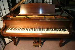 Pre-owned Used Steinway Grand Piano Model M Mahogany 1933 Refurbished $11,950