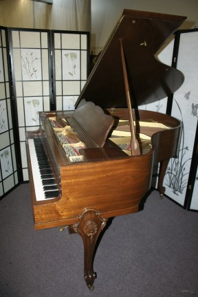 Art Case Wesser Brothers Baby Grand Refin/Reblt. $3950