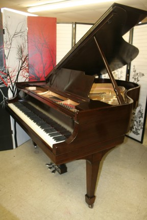 Reddish Steinway M Mahogany 1922 (Video) Just Rebuilt New Strings/Pins/dampers $15,500.
